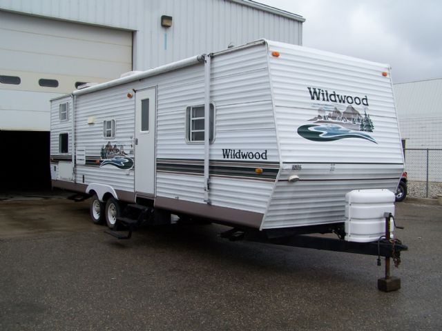 Forest River Wildwood 30 BHSS  - Stock # : 0188 Michigan RV Broker USA